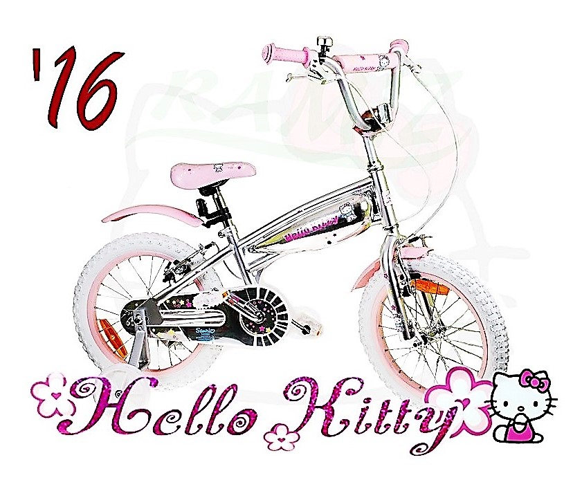 Bicykel Hello Kitty 16""