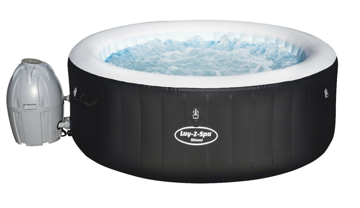 Jacuzza LAY-Z-SPA MIAMI BESTWAY