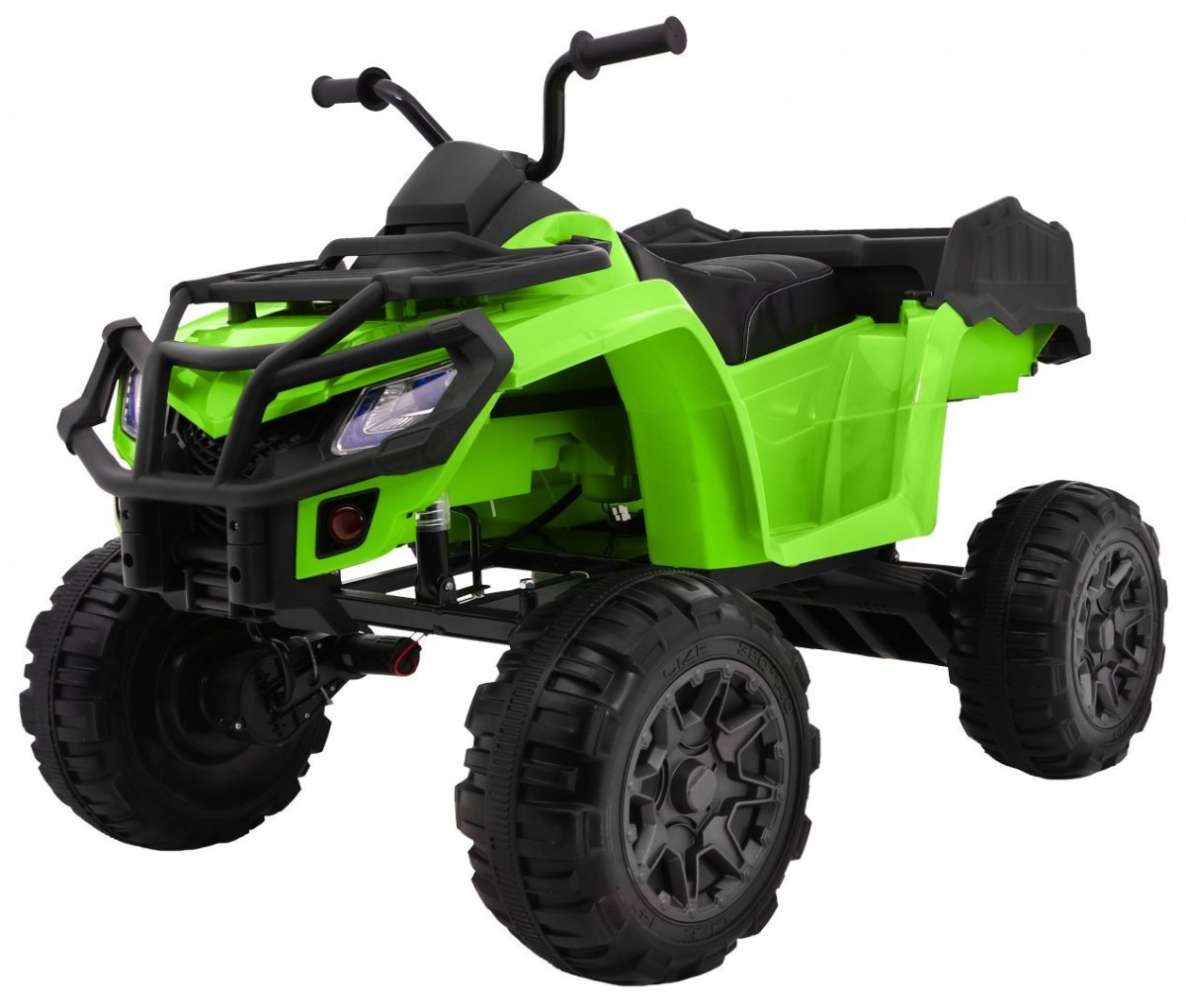 Štvorkolka All-terrain Quad vehicle 4 x 4 zelená