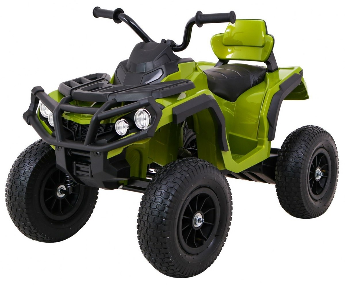 Štvorkolka Quad ATV Air Wheel khaki zelená