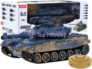Tank T-90 Camouflage 1:28